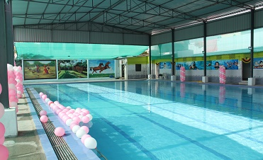 S M Indoor Swimming Pool